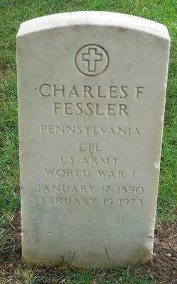 Charles F Fessler