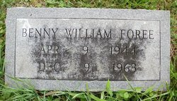 Benny William Foree