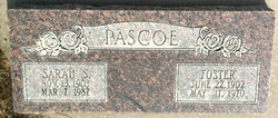 Foster Pascoe