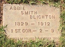 Abbie Smith Blighton