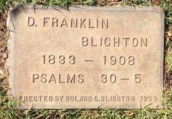 D Franklin Blighton