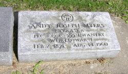 Andy Joseph Myers
