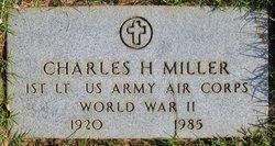 Charles Houston Miller