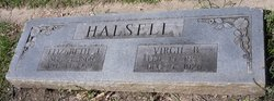 Virgil B Halsell