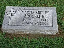 Marcia <I>Kirtley</I> Brockmire