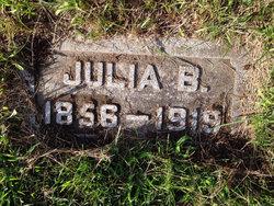 Julia Theresa <I>Bickford</I> Downs