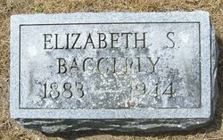 Elizabeth <I>Soule</I> Baggerly