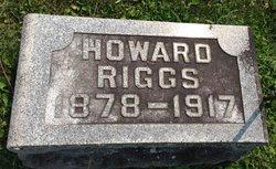 """Charles Howard """"Howard"""" Riggs"""