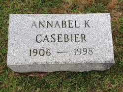Annabel <I>King</I> Casebier
