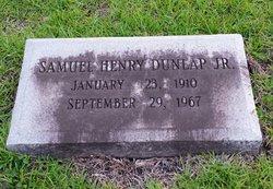 Samuel Henry Dunlap, Jr