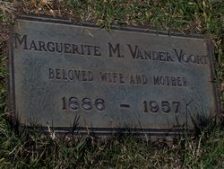 Marguerite M. <I>Martin</I> Vandervoort