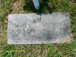 Brant F Jones