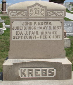 Ida Jane <I>Fair</I> Krebs
