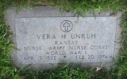 Vera Unruh