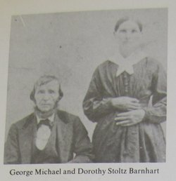 George Michael Bernhart