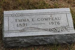 Emma E <I>Hagen</I> Compeau