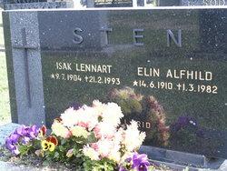 Isak Lennart Sten
