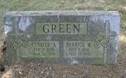 Bernice Marie Young Green