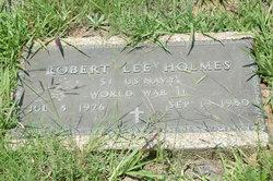 Robert Lee Holmes
