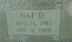 Nat Donald Dale