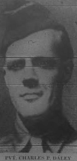 Pvt Charles P Daley