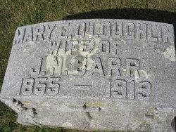 Mary Ellen <I>O'Loughlin</I> Barr