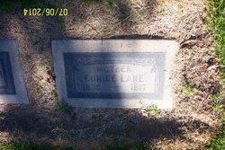 Eunice G <I>Abrams</I> Lane
