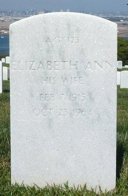 Elizabeth Ann Finley