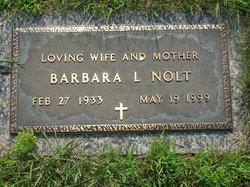 Barbara L Nolt