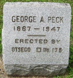 George A Peck