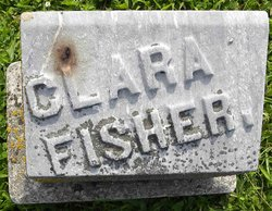 """Clarissa """"Clara"""" <I>Weaver</I> Fisher"""