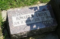 Howard William Grieve