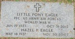 Hazel R. <I>Fines</I> Eagle