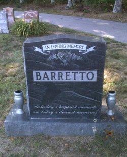 """Veronica Patricia """"Pat"""" <I>Sullivan</I> Barretto"""