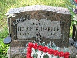 Helen R <I>Wallace</I> Harper