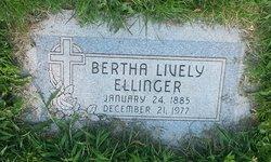 Bertha Ellinger