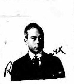 Robert Van Wyck Maverick