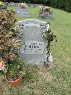 Sue <I>Wilson</I> Collier