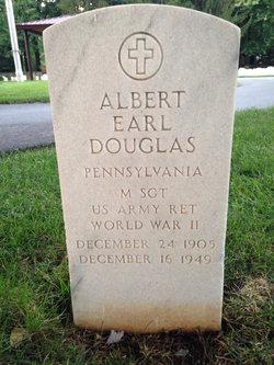 Albert Earl Douglass