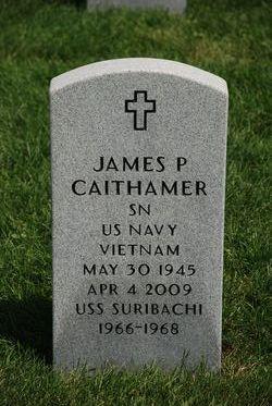 """James Peter """"Hamer"""" Caithamer"""