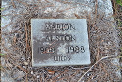Marion Alston