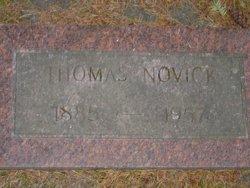 Thomas Novick