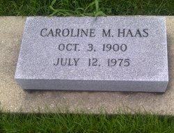 Caroline Meiss <I>Kuenzi</I> Haas