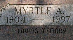 Myrtle A. O'Neill