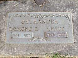 Raymond Everett Ostrander