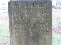 Sibbel <I>Seward</I> McNall