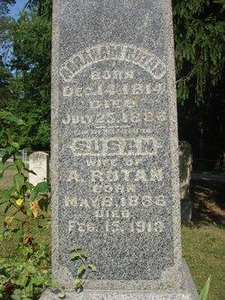 Susan <I>Springer</I> Rutan