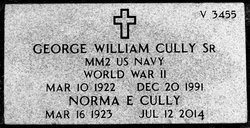 George William Cully, Sr