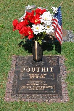 Jimmy Joe Douthit