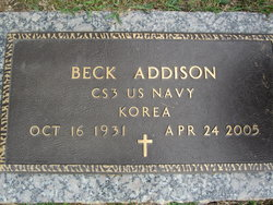 Beck Addison